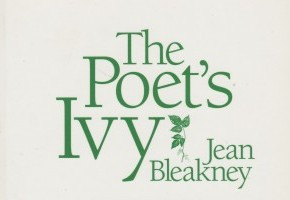 Picture for blog story 'Poetry Archives #4: Jean Bleakney'