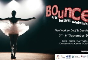 Picture for blog story 'Innovation is key at Bounce! Arts Festival Weekender'