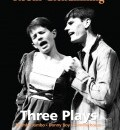 Cover image for Three Plays by Robin Glendinning