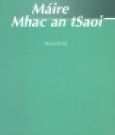 Cover image for Trasladail by Máire Mhac an tSaoi